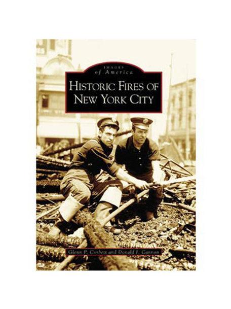Historic Fire of New York City