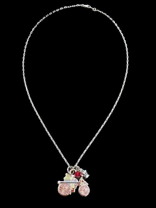 Steam Pumper Necklace