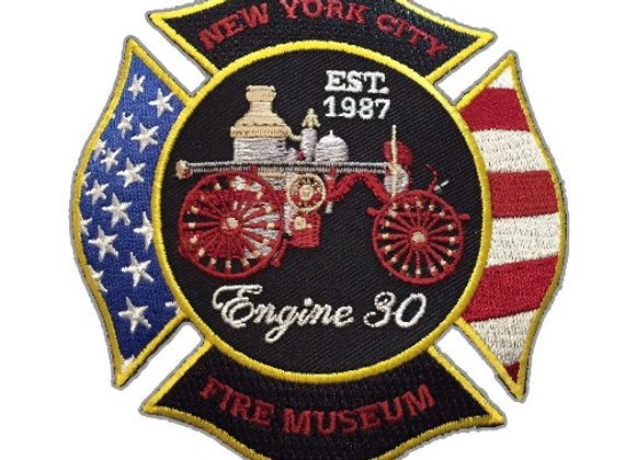 Fire Museum Patch