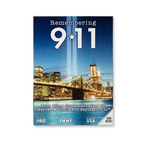 Remembering 9/11 DVD
