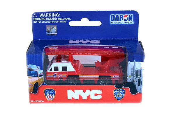 FDNY Mini Diecast Fire Truck