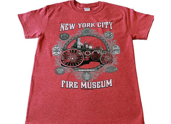 NYC Fire Museum T-Shirt