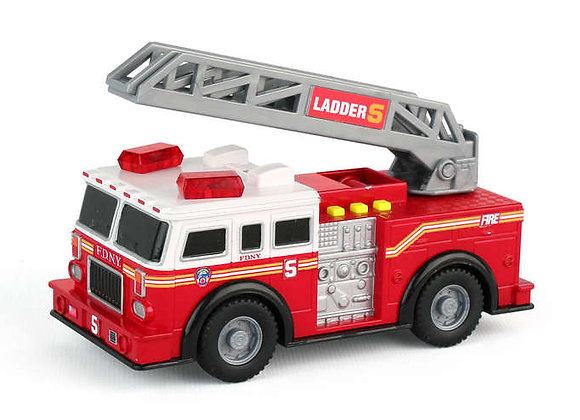 Mighty Rescue Truck