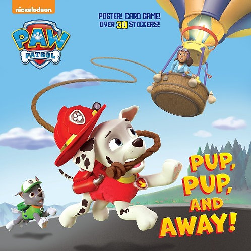 Pup Pup and Away! ( Paw Patrol Nickelodeon)