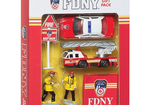 FDNY 10 Piece Gift Pack
