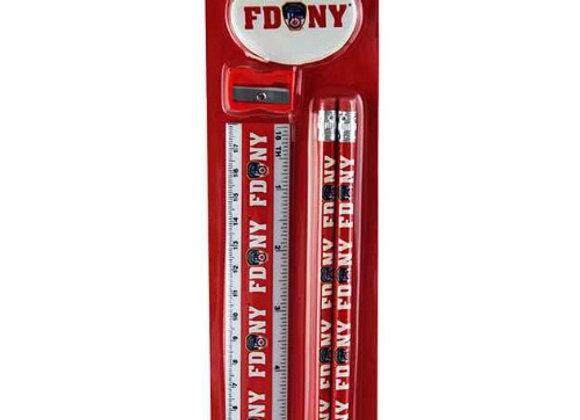 FDNY Pencil Set
