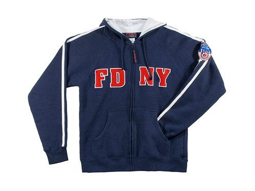 FDNY Zipped Sweatshirt