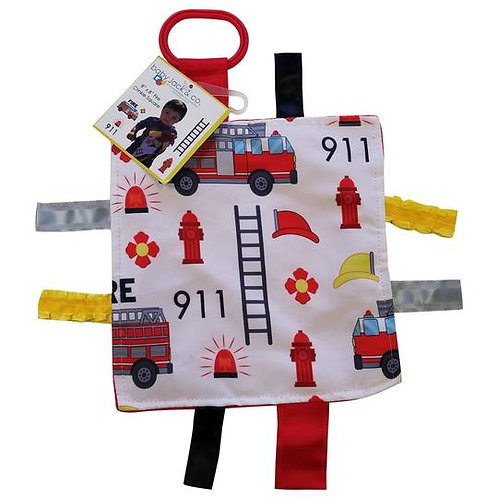 Firefighter Sensory Blanket
