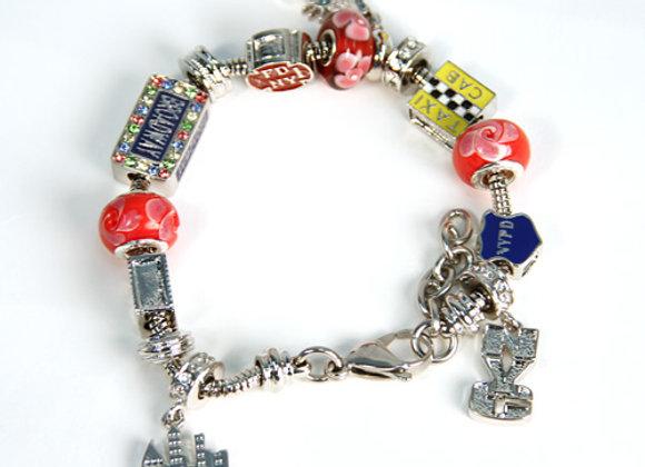 New York City Charm Bracelet