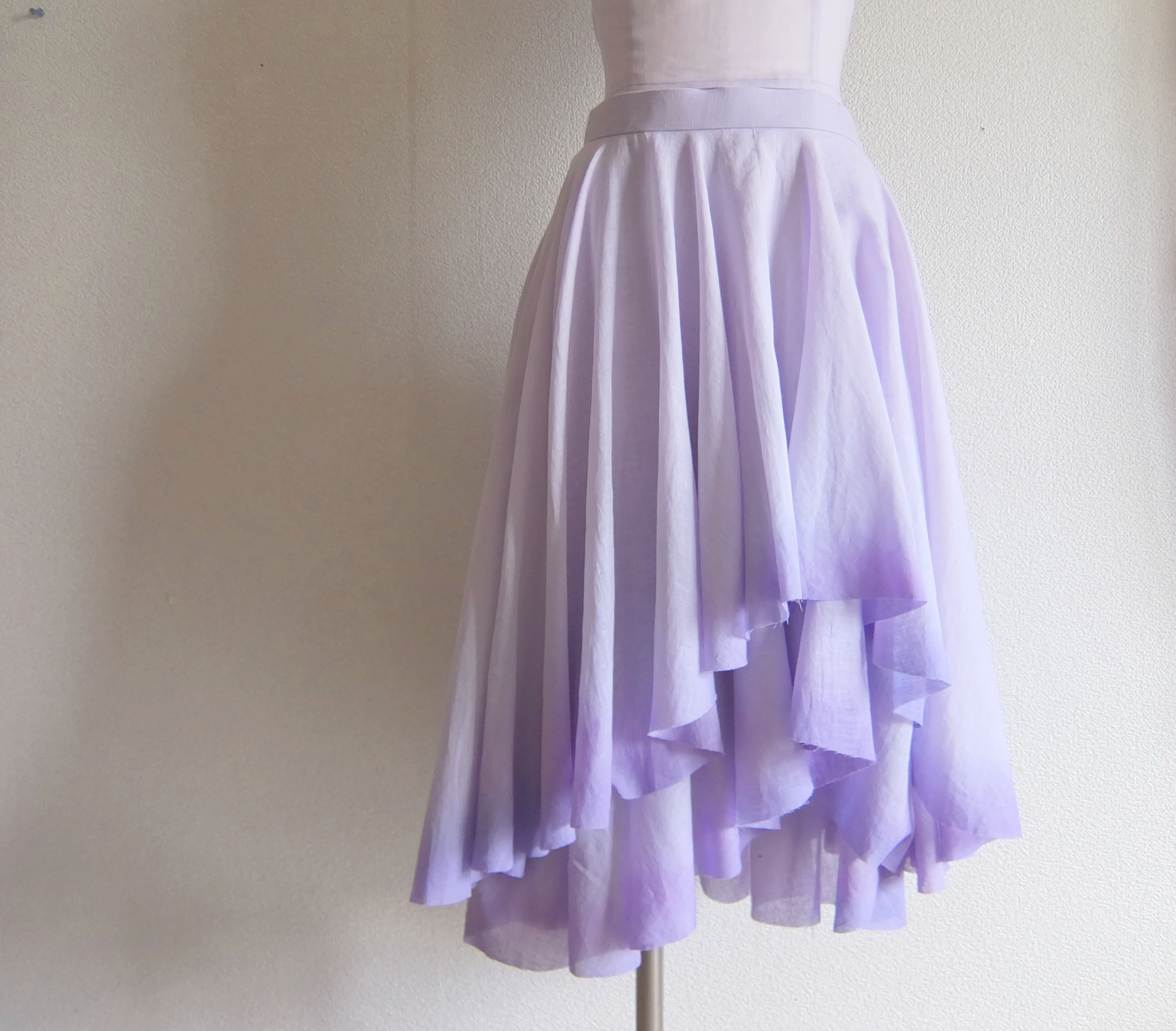 hydrangea skirt