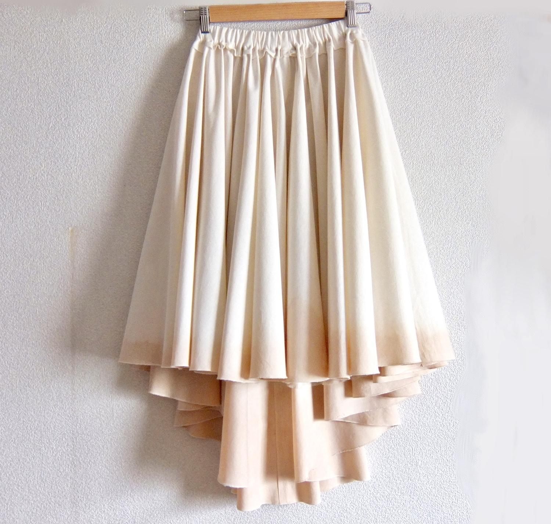 milk tea skirt (long ver.)