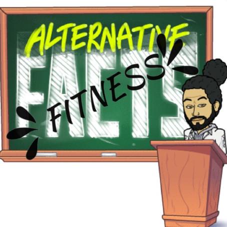 10 Alternative Fitness Facts