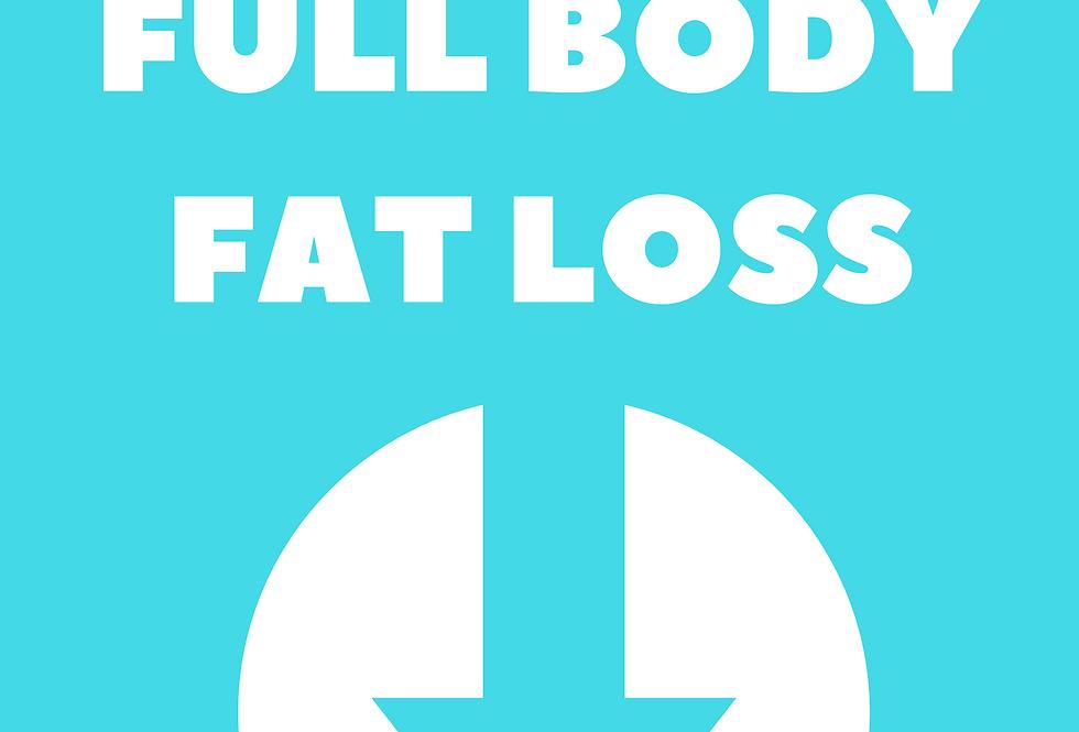 Full Body Fat Loss
