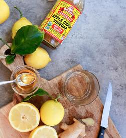 Lemon Apple Cider Vinegar Detox