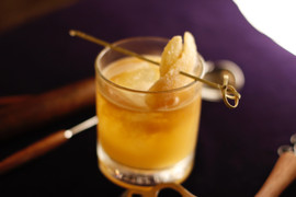 Aerialogists specialty cocktails