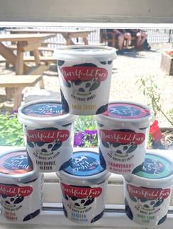 Marshfield's ice-cream