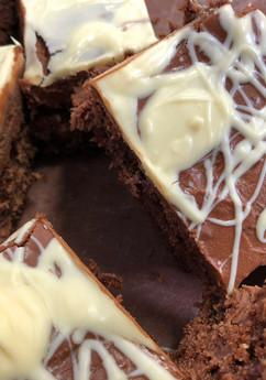 Choccy brownies
