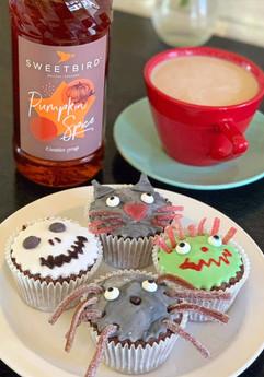 Spooktacular cupcakes