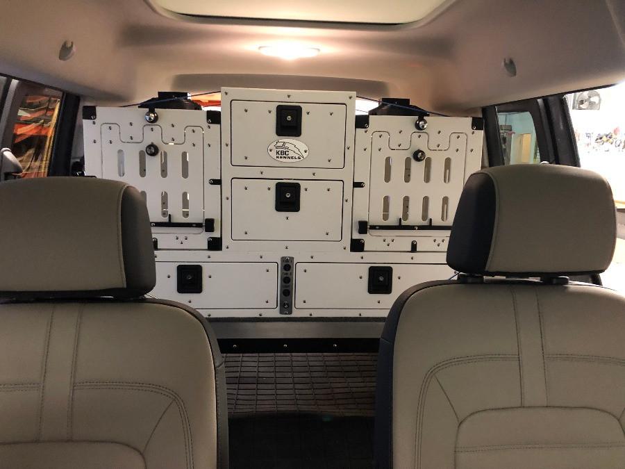 Custom 2019 Ford Transit Uconnect
