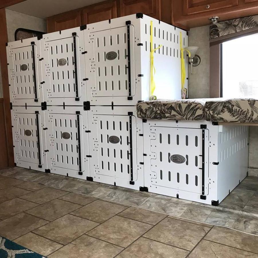 Custom RV setup