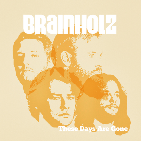 """DEBUT ALBUM: """"These Days Are Gone"""" out soon!"""