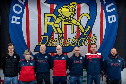 RHCD Vorstand