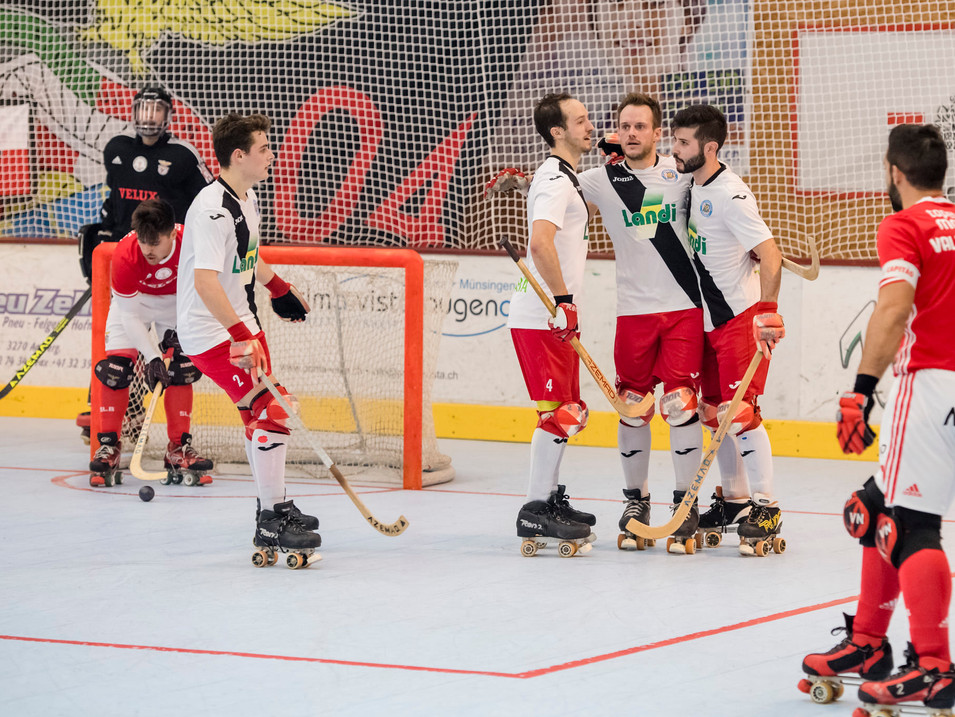 RHCD NLA vs Benfica