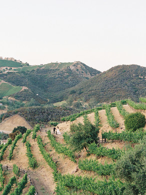L  E  N  N  Y   &  M  E  I  W  E  N  Ceilo Farms Malibu, California Wedding