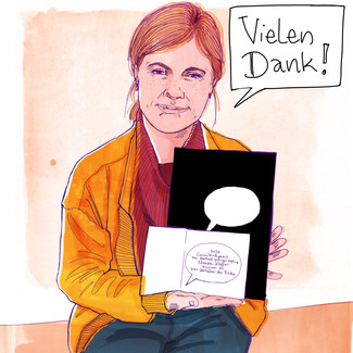 Finalist of the german Comic book prize 2020