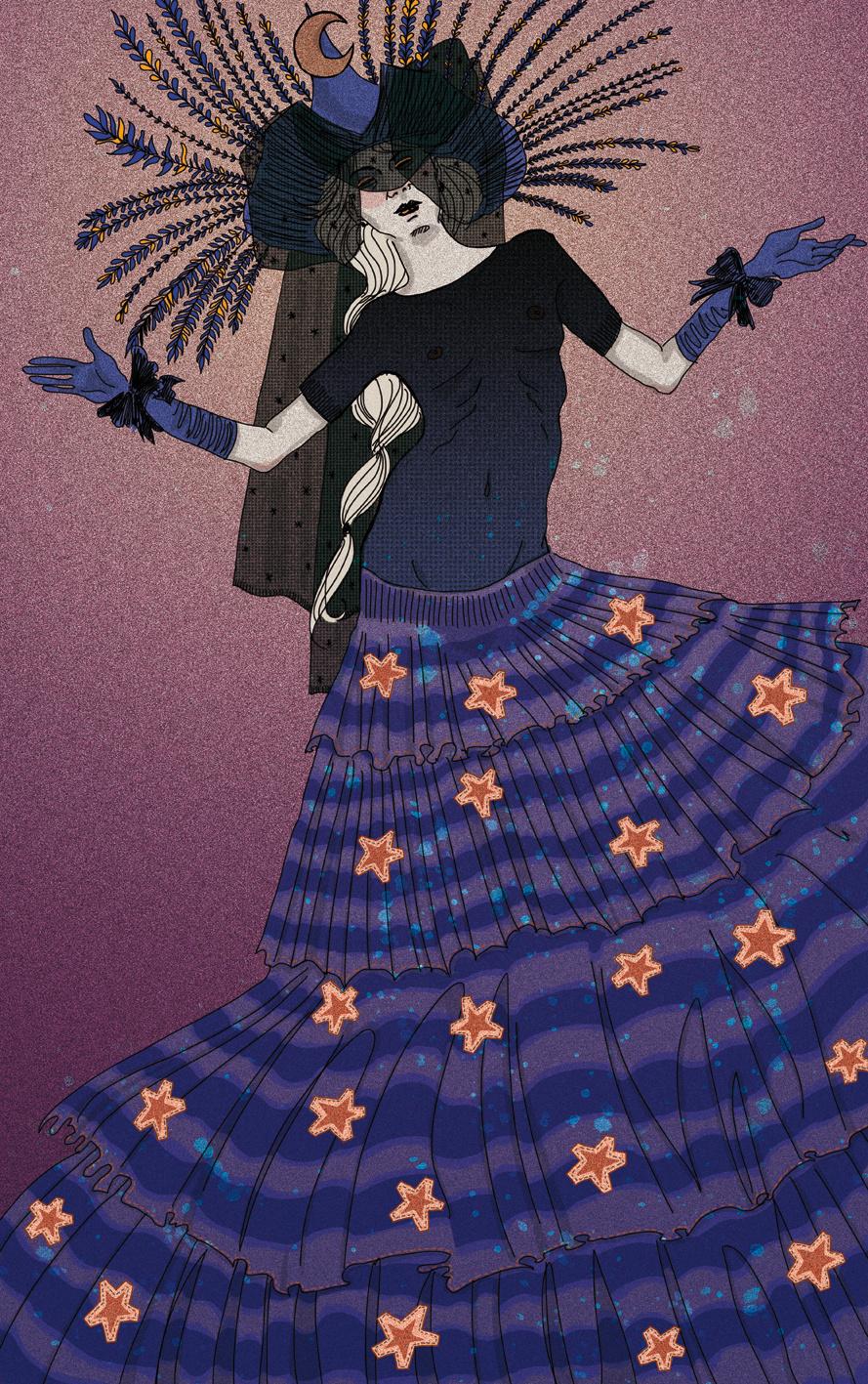 Die Königin der Nacht