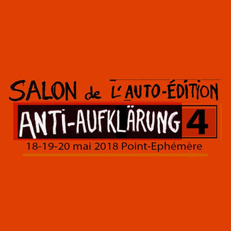 Salon de l'auto-édition Anti-Aufklärung