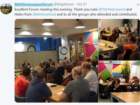 Brighton & Hove Green Spaces Forum