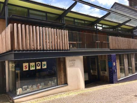 Scottish Poetry Library, Edinburgh