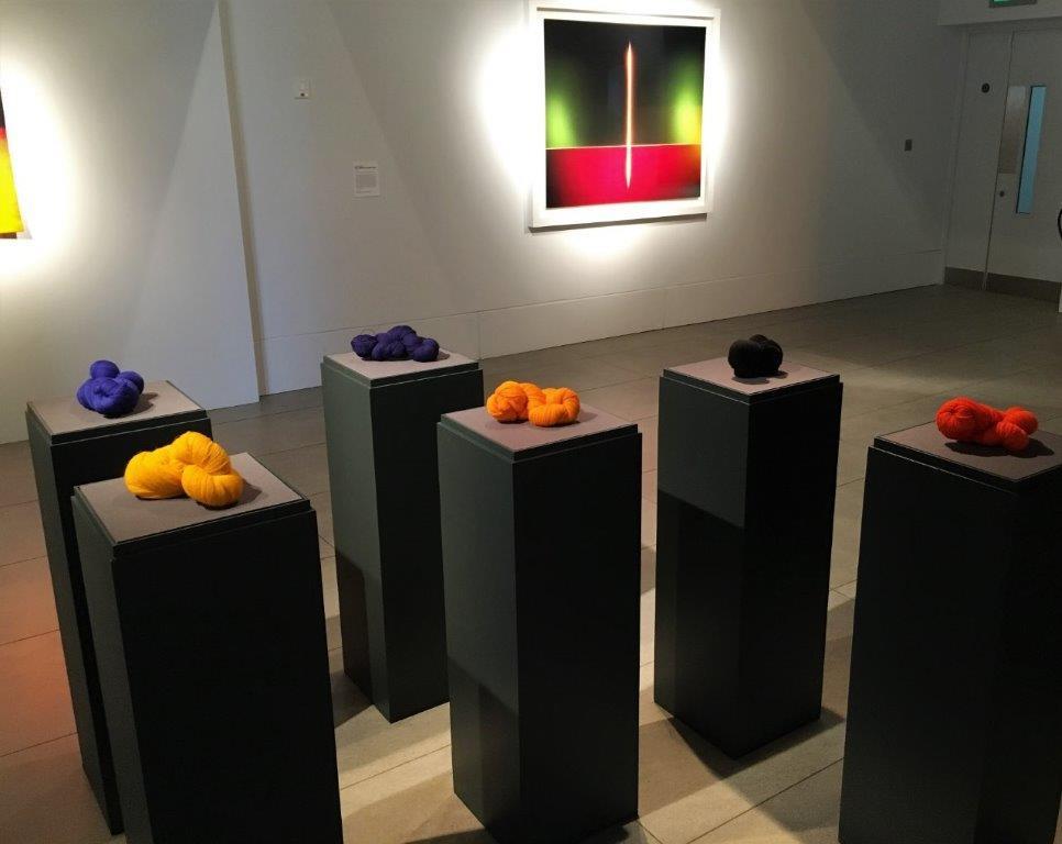 Voyage exhibtion Gary Fabian Miller