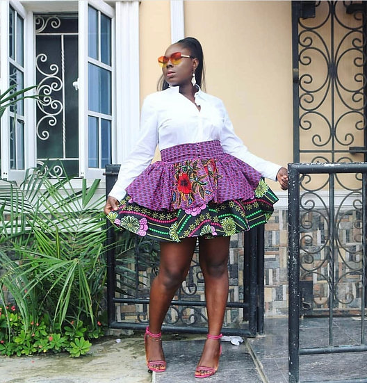 Afrikayla SkirtBelt