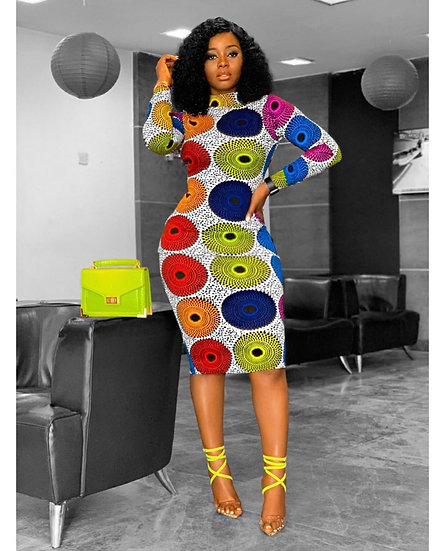 Bolanle Bodycon Dress
