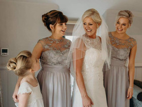Makeup by Melanie Hair by Wellguided Paignton