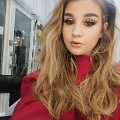 Makeup by Melanie. Model @tia.staunton_m