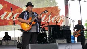 Luke Repass Chicago Blues Fest