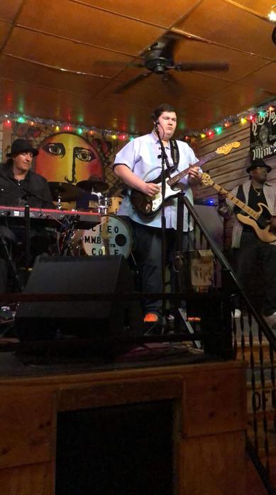 Luke Repass, Mike Wheeler Band