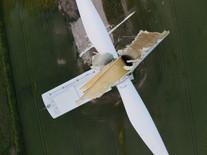 Damaged Turbine
