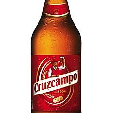 Litro de Cruzcampo