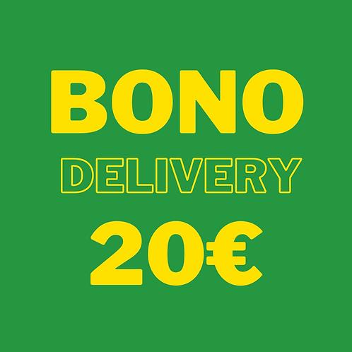 Bono Delivery 20