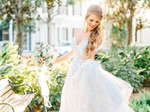 Cinderella Bridal Portraits