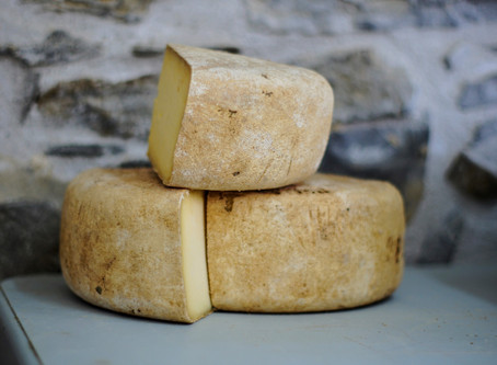 Parisian Experiment #2: Cheese