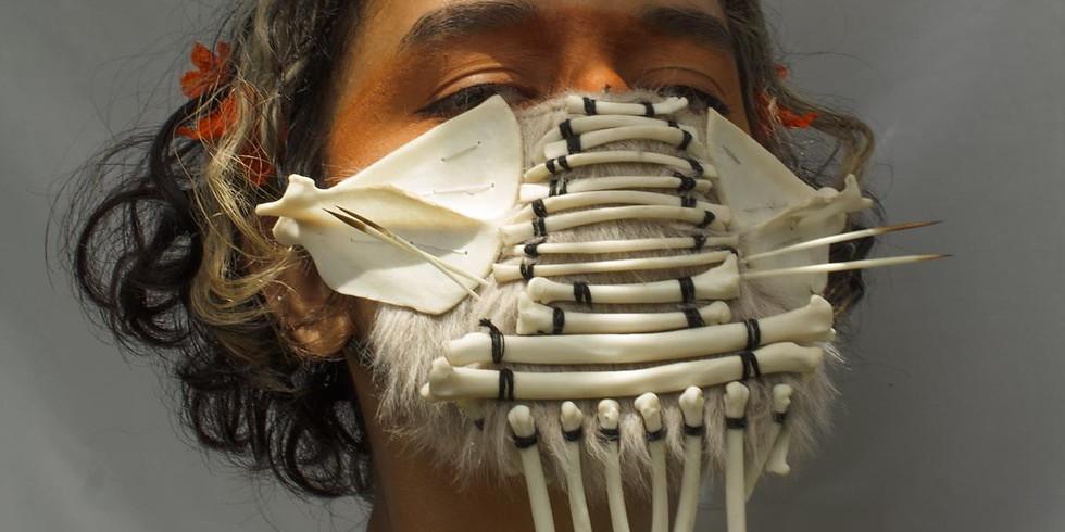 Confección Máscaras Interculturales en Textil