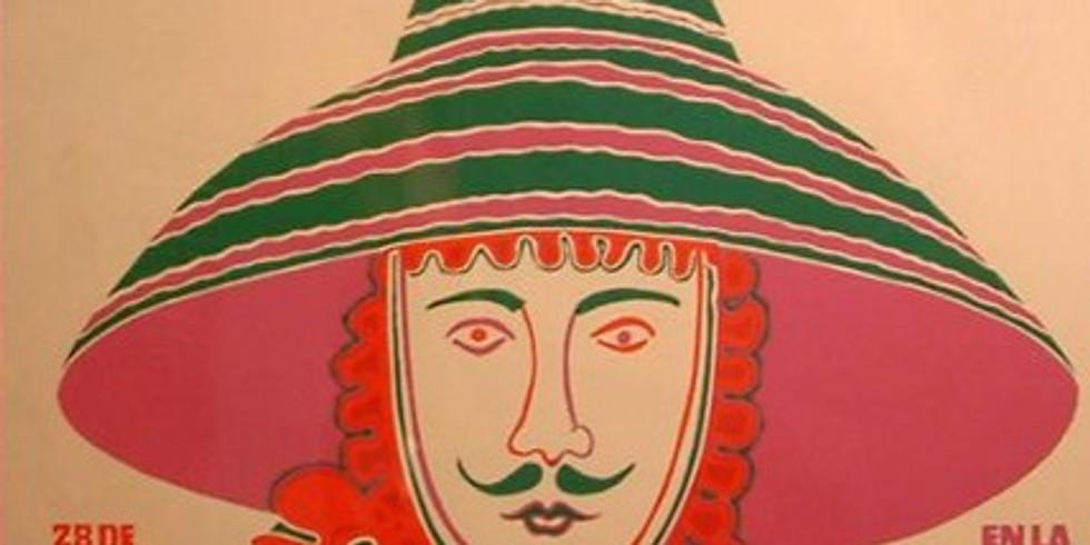 Confección Máscaras tradicionales de Hatillo