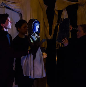 _Object Movement Puppetry Theater photo