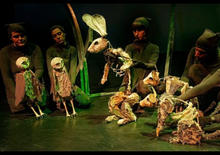 Packrat by Concrete Temple Theatre  Performed at:  Flint Rep Theatre Feb 2020 Dixon Place Jan and Feb 2020 Bridgestreet Theatre Nov 2019  Workshop at Lake Placid Center for the Performing Arts August 2019