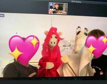 Private rod puppet lesson via Zoom!